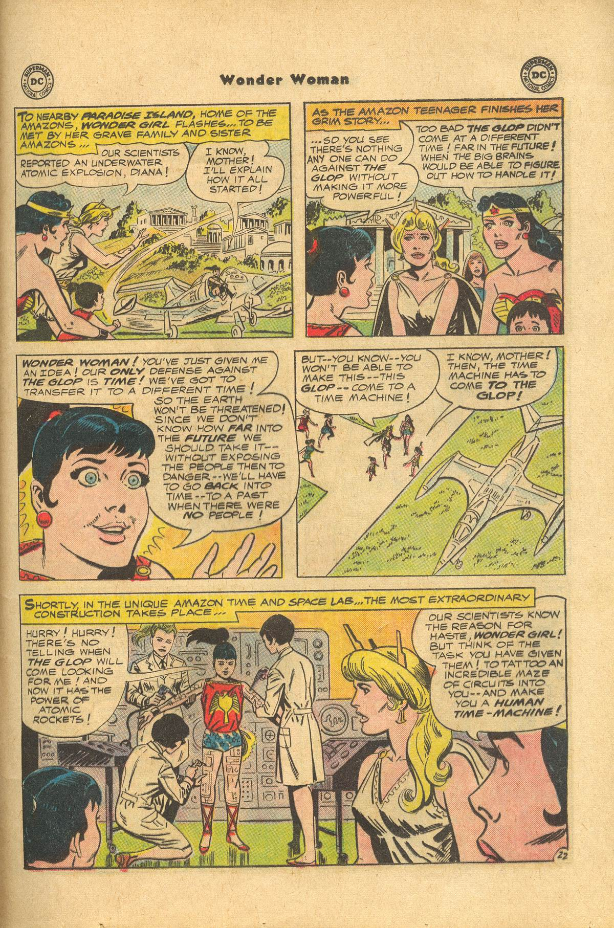 Read online Wonder Woman (1942) comic -  Issue #151 - 29