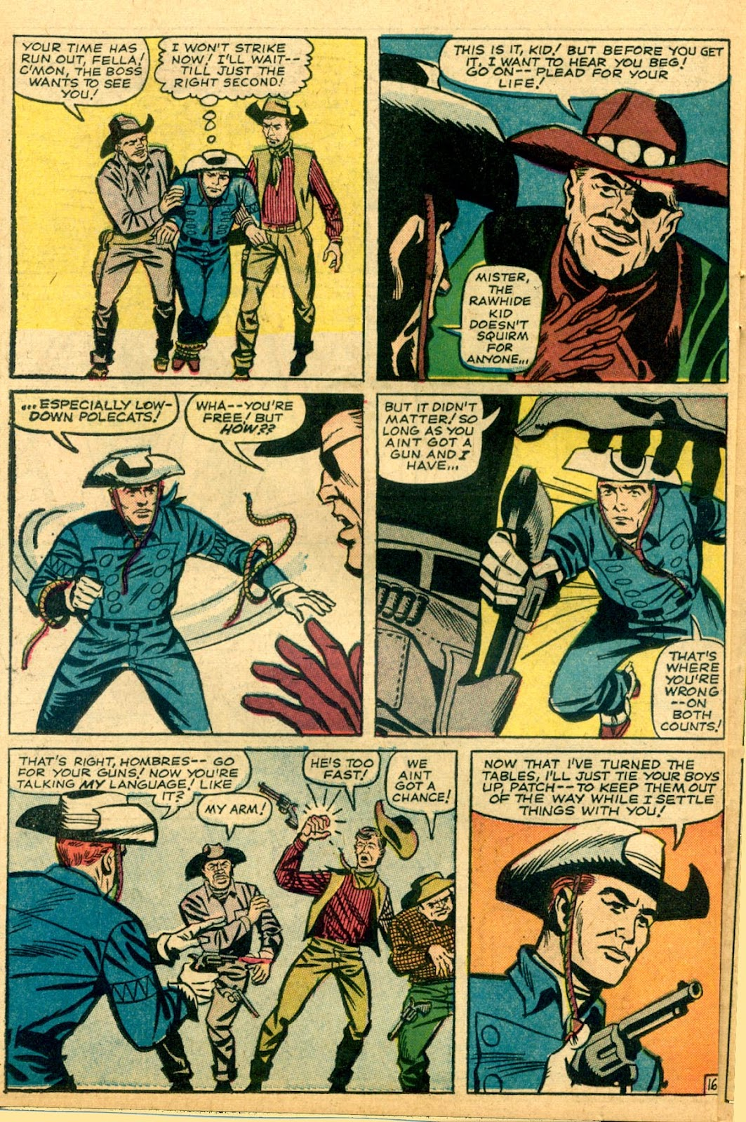 The Rawhide Kid (1955) issue 43 - Page 22