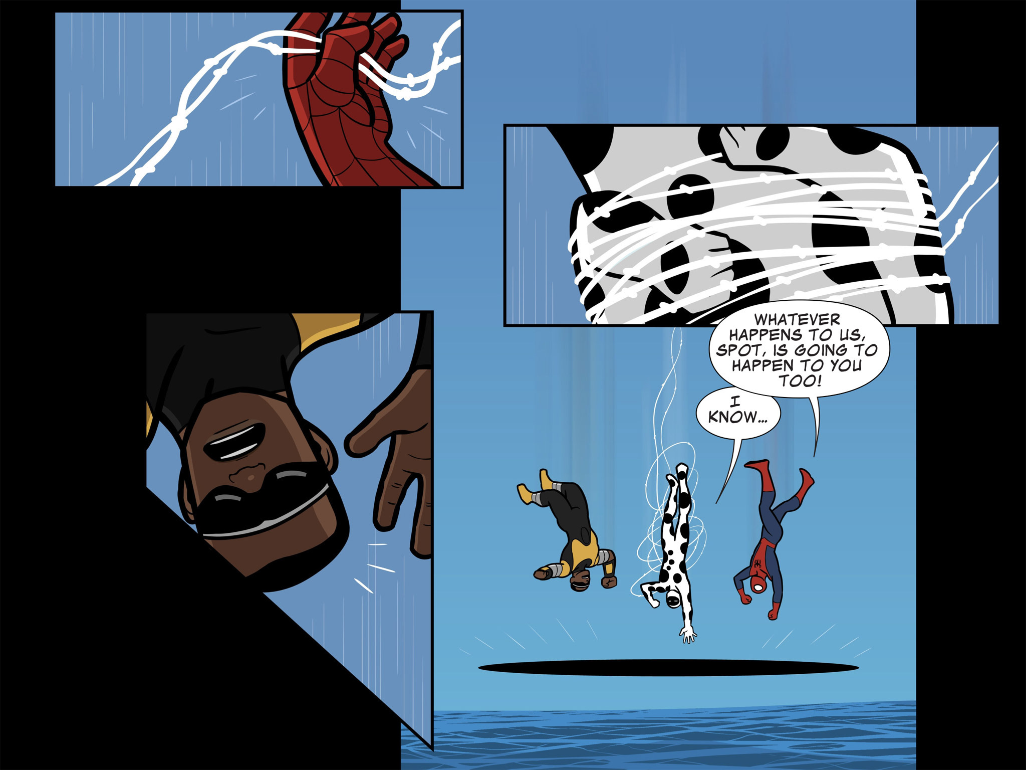 Read online Ultimate Spider-Man (Infinite Comics) (2015) comic -  Issue #11 - 17