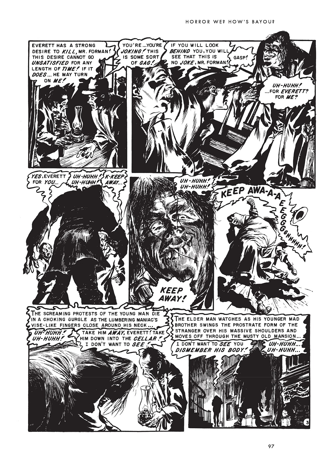 Read online Sucker Bait and Other Stories comic -  Issue # TPB (Part 2) - 12