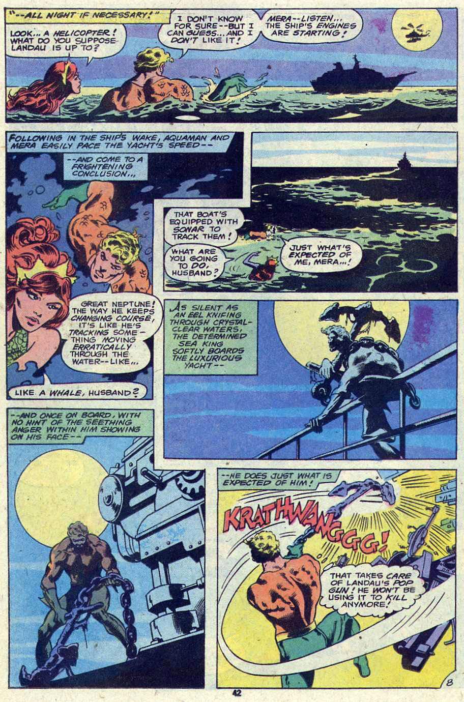 Read online Adventure Comics (1938) comic -  Issue #460 - 42