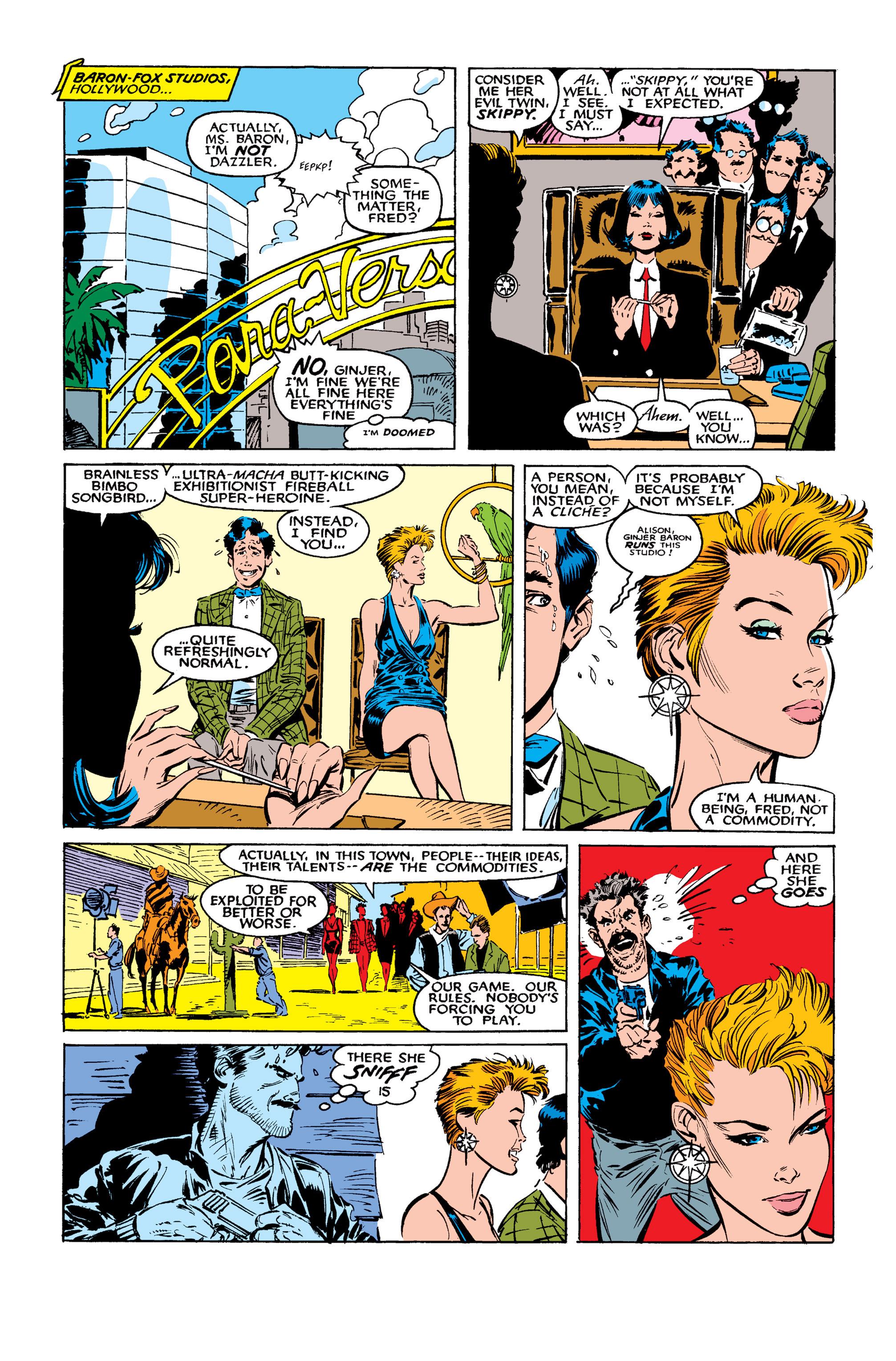 Read online Uncanny X-Men (1963) comic -  Issue #260 - 13