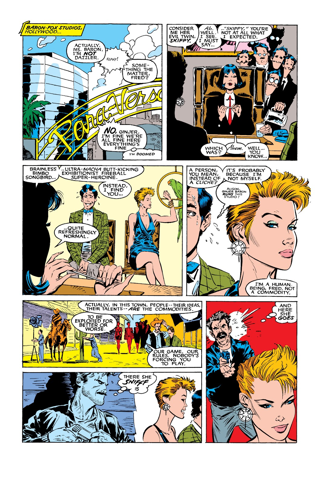 Uncanny X-Men (1963) issue 260 - Page 13