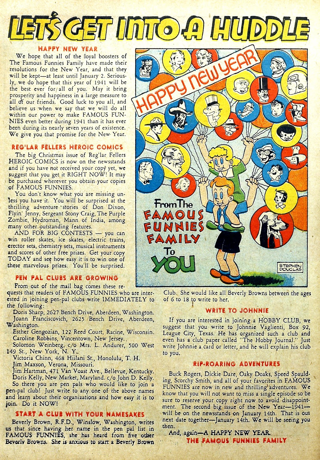Read online Famous Funnies comic -  Issue #78 - 10