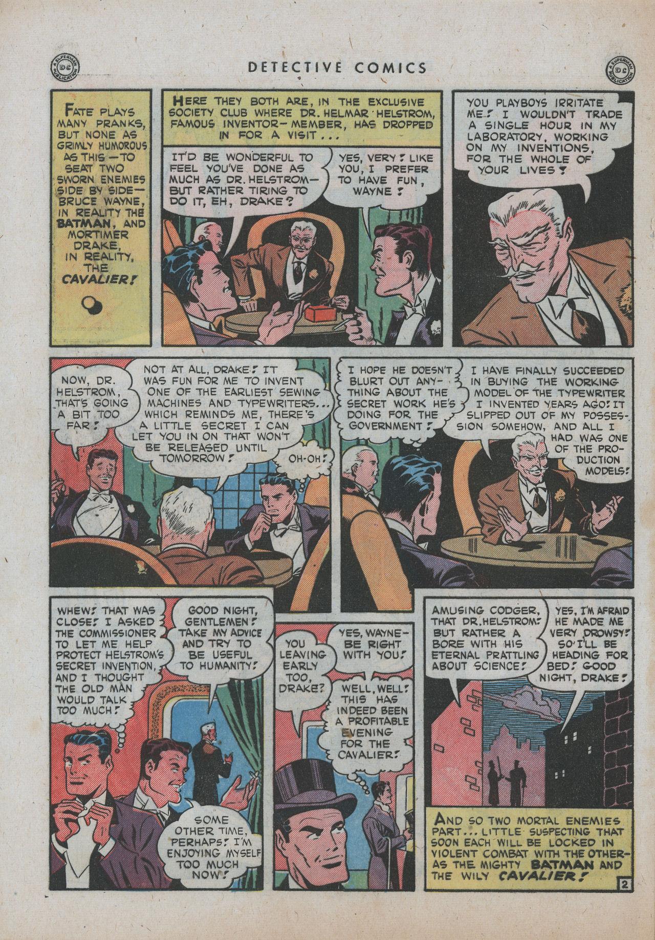Read online Detective Comics (1937) comic -  Issue #89 - 4