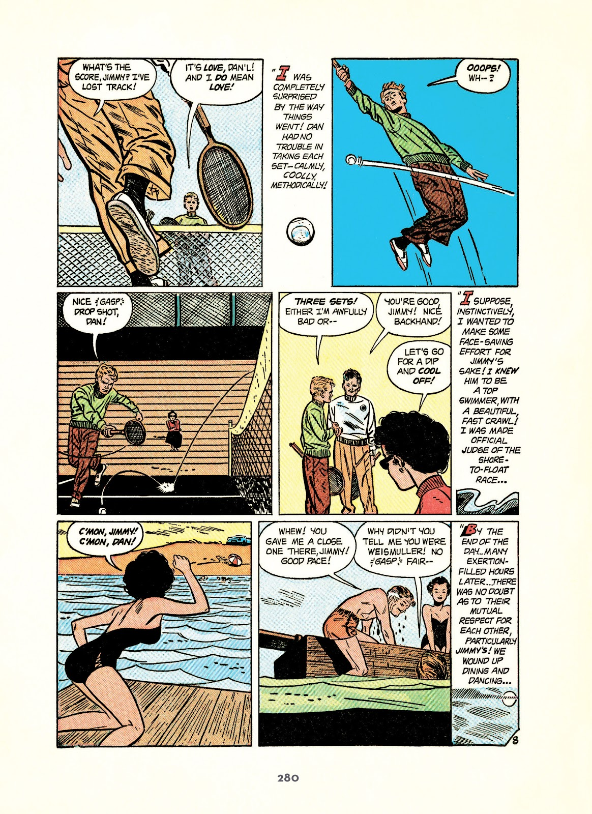 Read online Setting the Standard: Comics by Alex Toth 1952-1954 comic -  Issue # TPB (Part 3) - 81