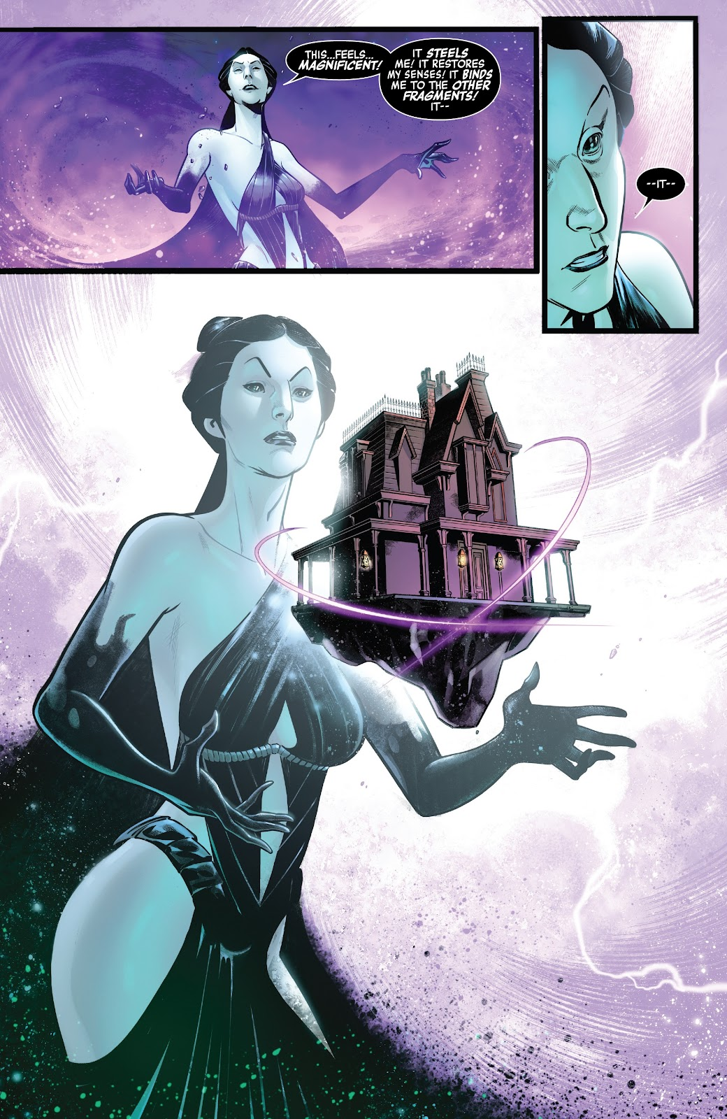 Read online Avengers No Road Home comic -  Issue #7 - 17