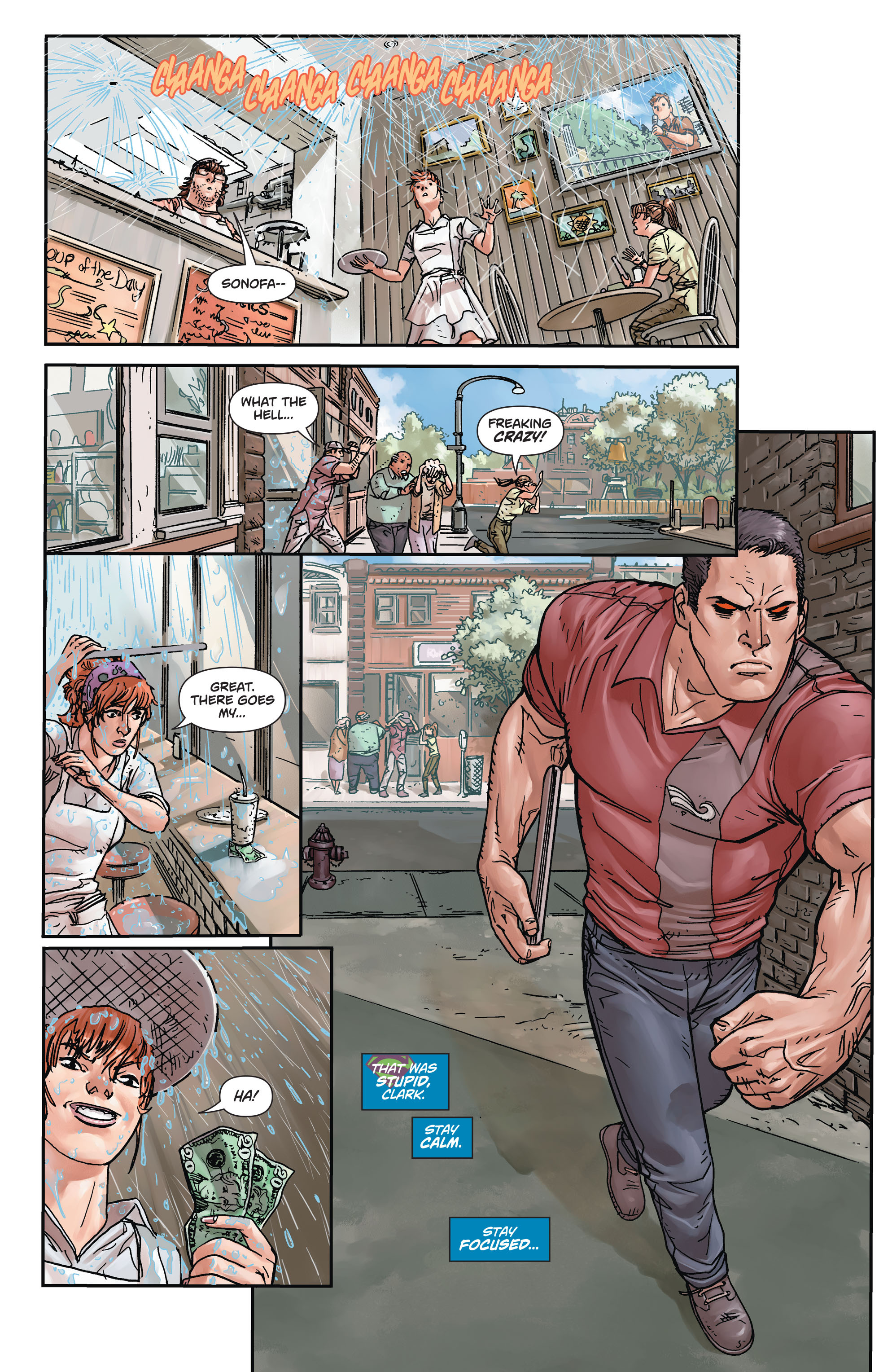 Read online Action Comics (2011) comic -  Issue #45 - 7