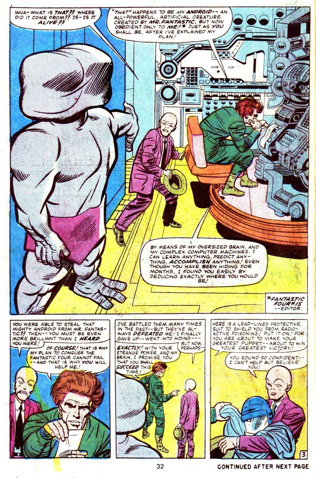 Giant-Size Fantastic Four issue 4 - Page 34