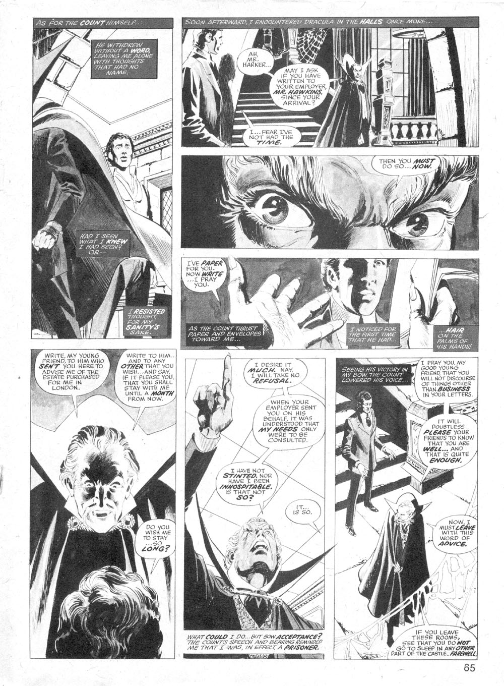Dracula Lives issue 6 - Page 60