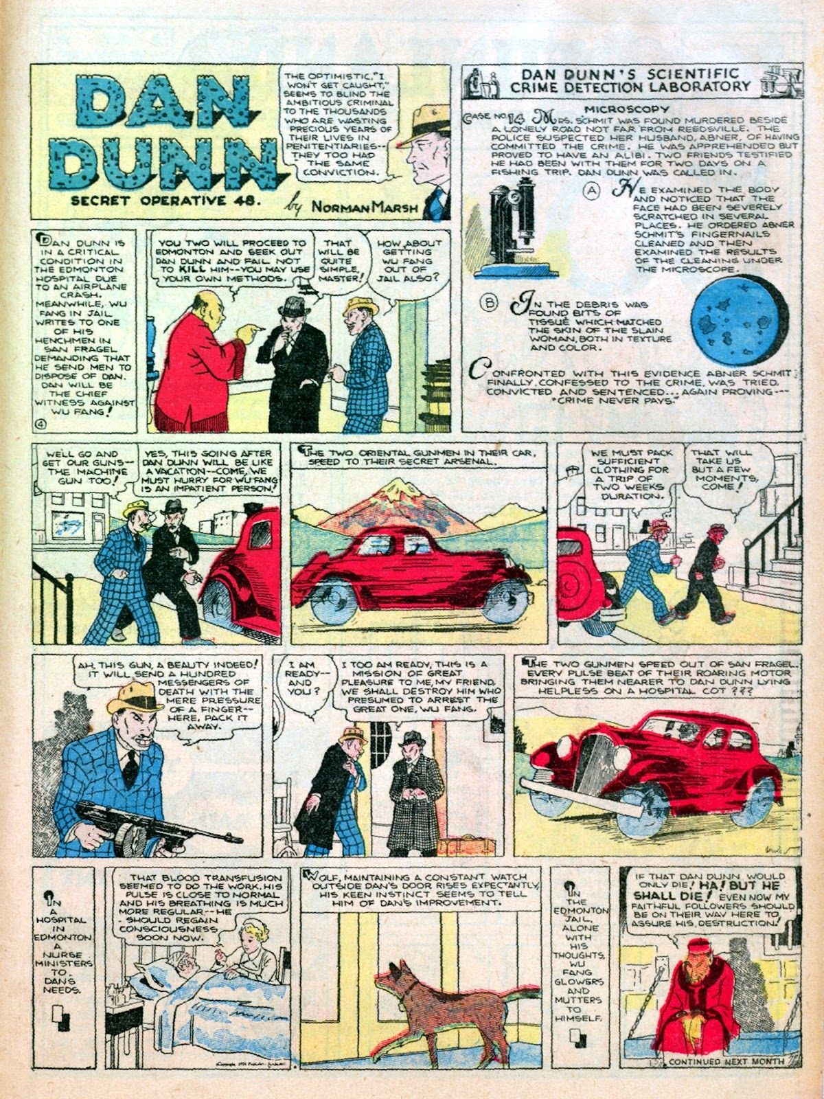 Read online Famous Funnies comic -  Issue #10 - 59
