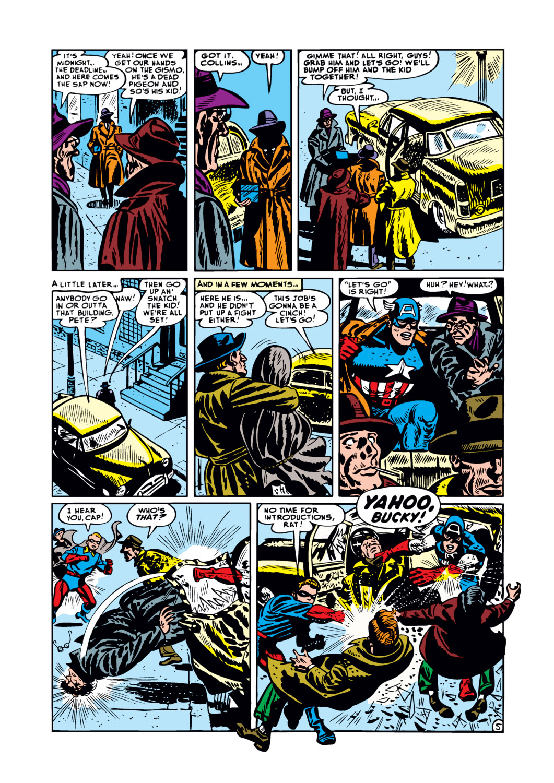 Captain America Comics 77 Page 5