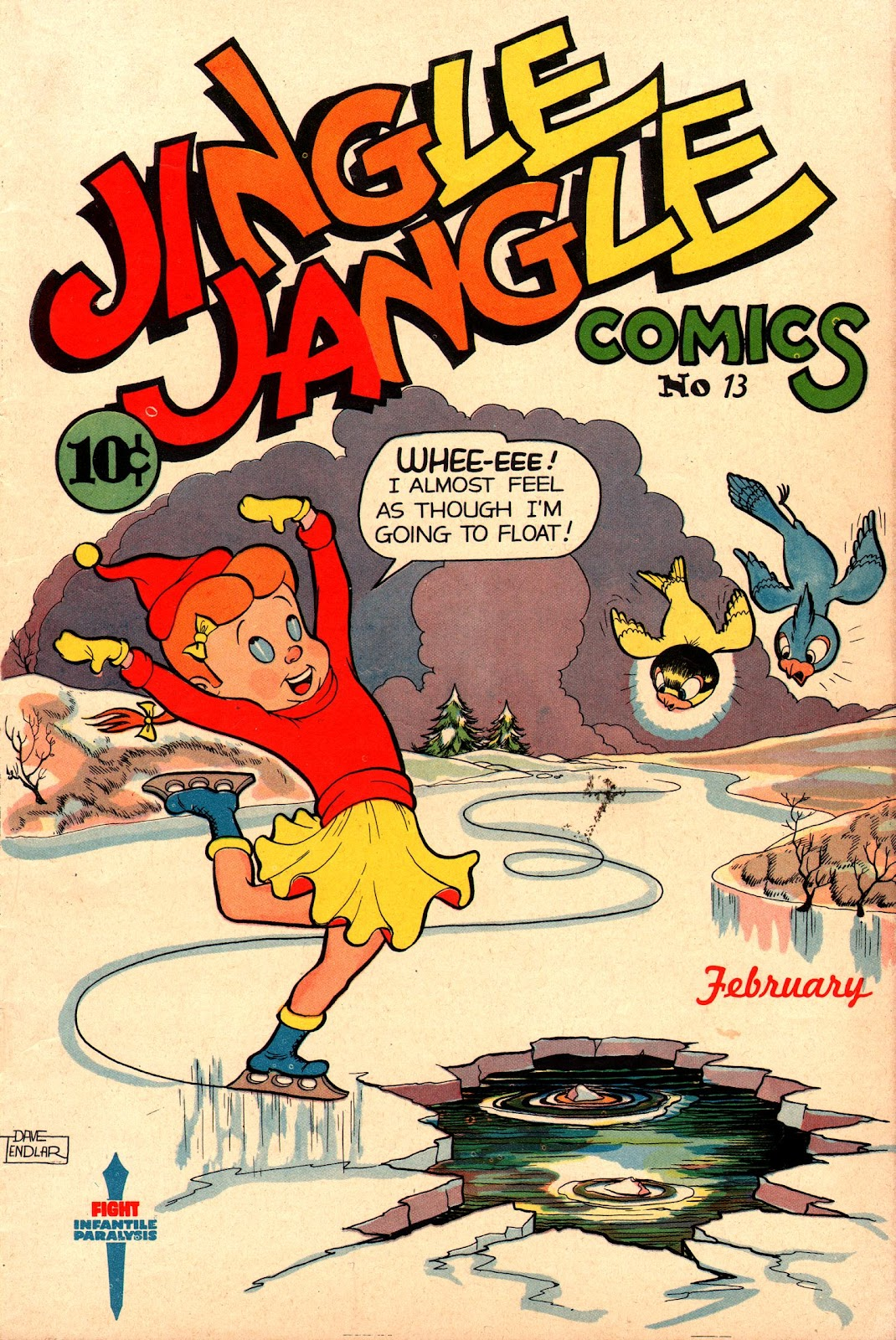 Jingle Jangle Comics 13 Page 1
