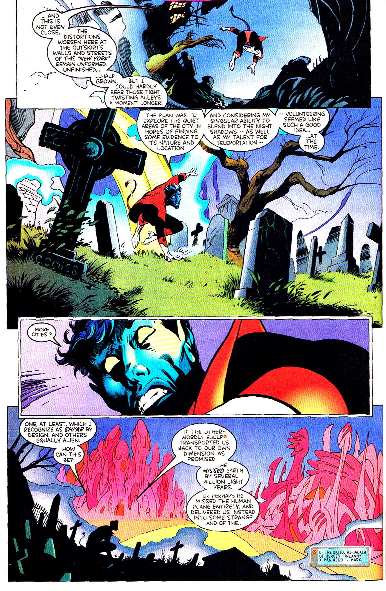 X-Men (1991) 89 Page 3