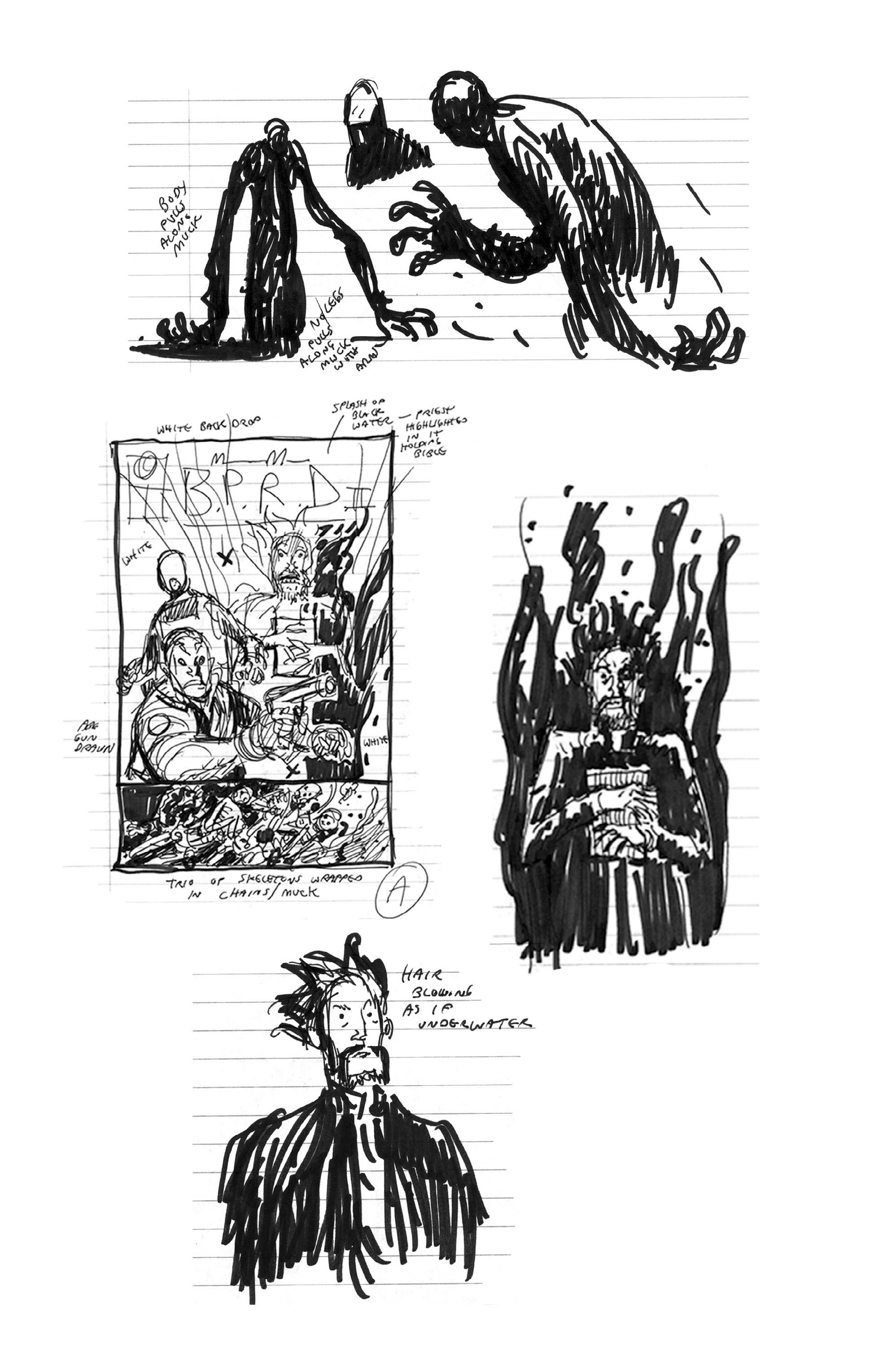 Read online B.P.R.D. (2003) comic -  Issue # TPB 2 - 125