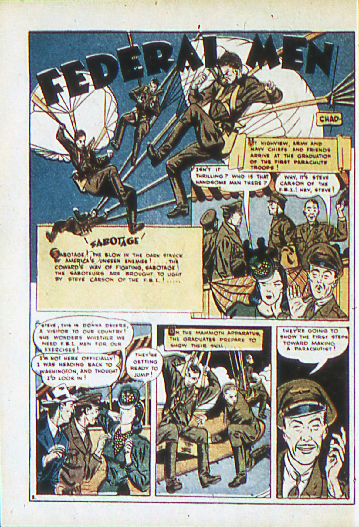 Read online Adventure Comics (1938) comic -  Issue #62 - 21