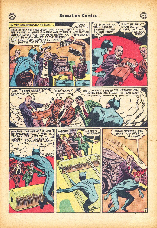 Read online Sensation (Mystery) Comics comic -  Issue #78 - 47