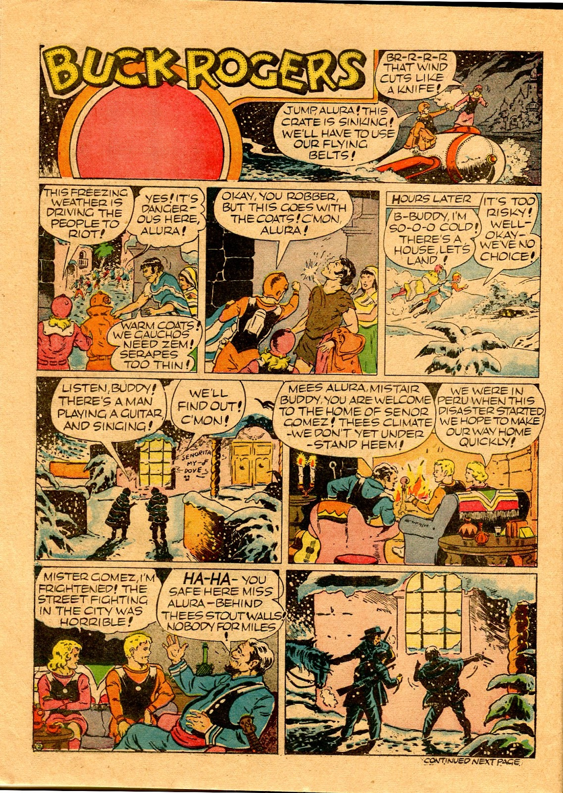 Read online Famous Funnies comic -  Issue #67 - 18