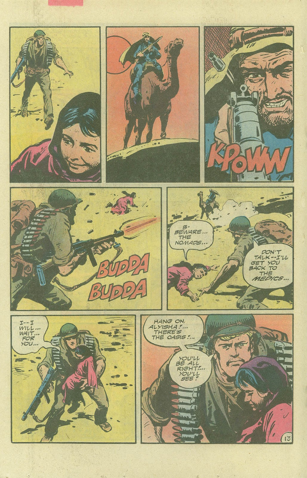 Sgt. Rock issue 388 - Page 17