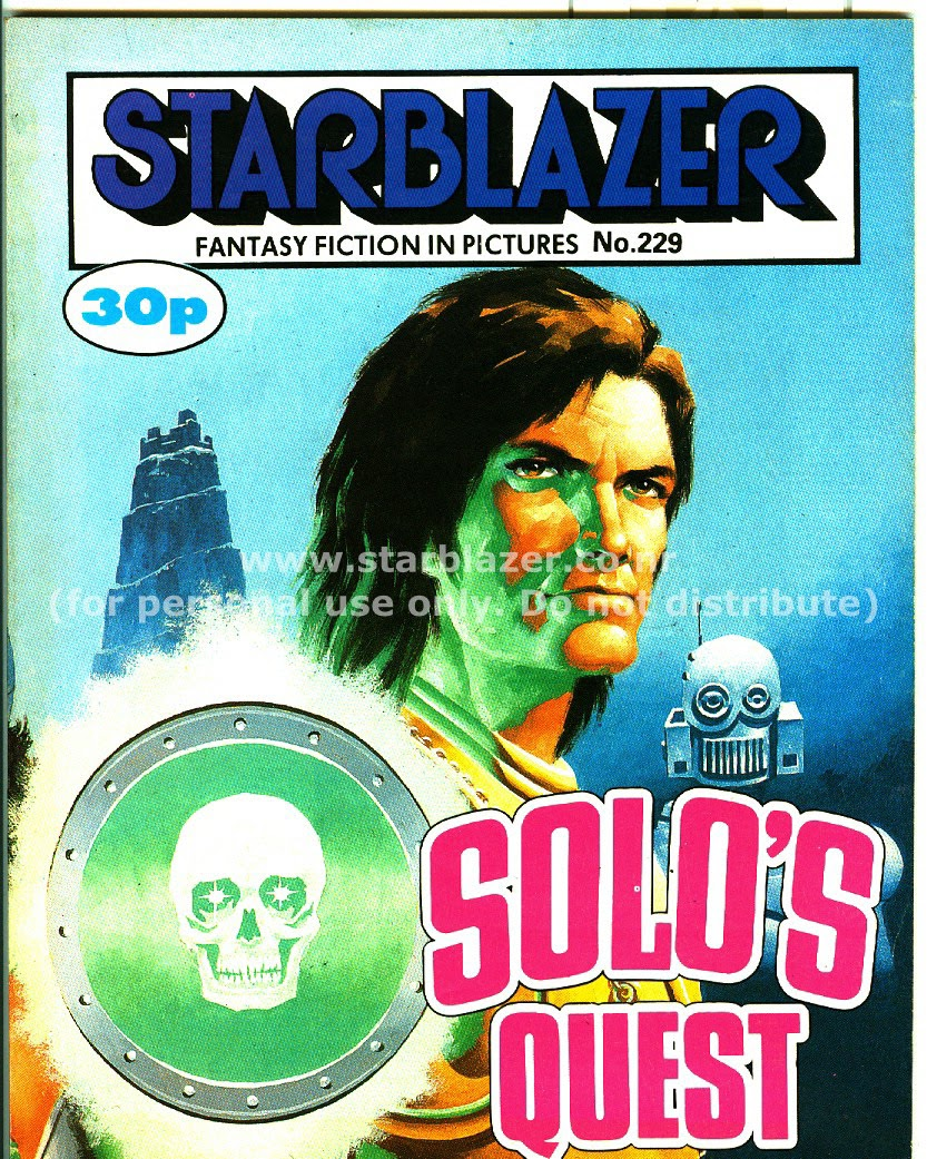 Starblazer issue 229 - Page 1