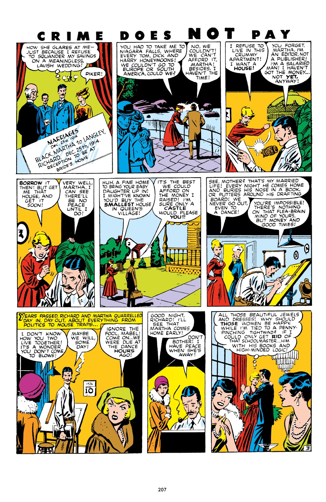 Read online Crime Does Not Pay Archives comic -  Issue # TPB 10 (Part 3) - 8