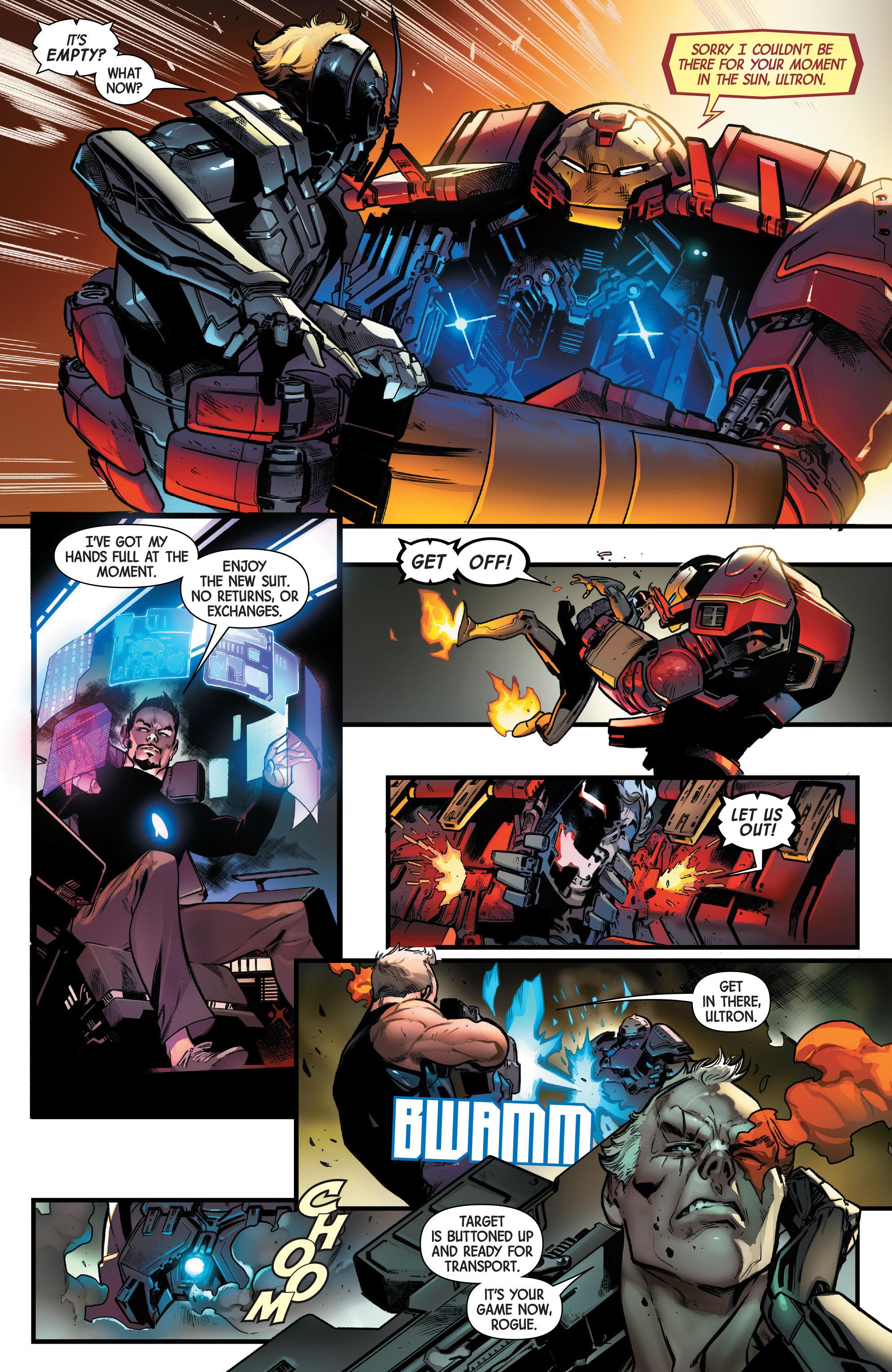 Read online Uncanny Avengers [II] comic -  Issue #12 - 5