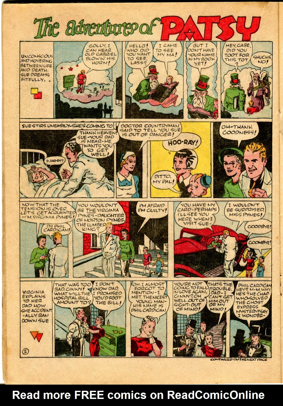 Read online Famous Funnies comic -  Issue #49 - 30