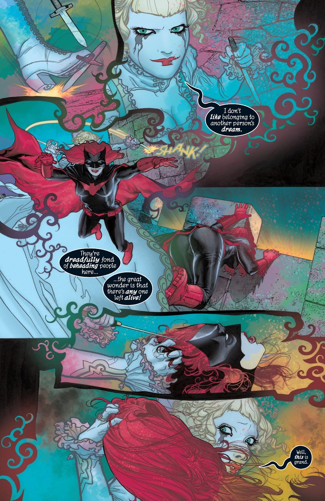 Read online Detective Comics (1937) comic -  Issue # _TPB Batwoman – Elegy (New Edition) (Part 1) - 36