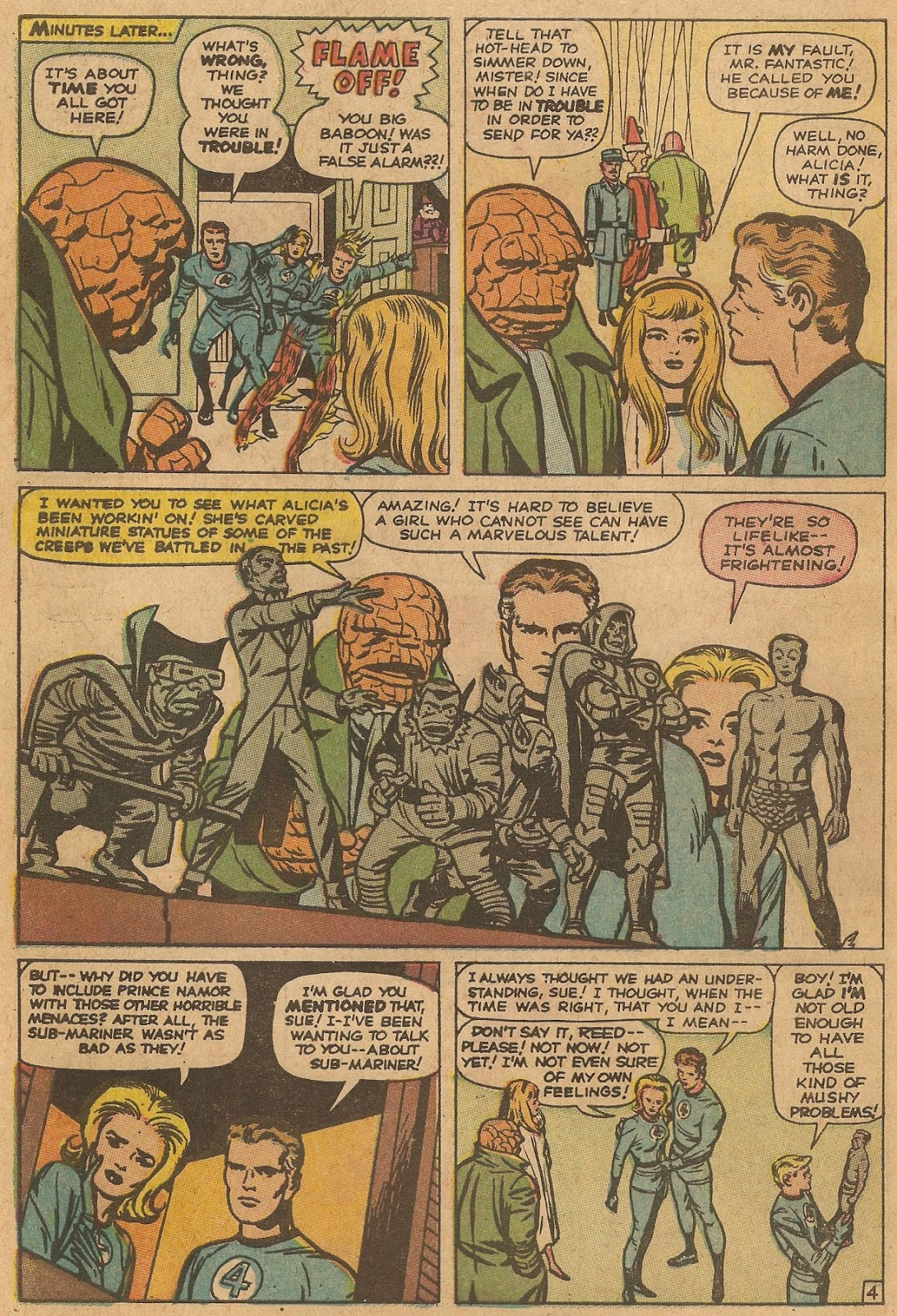 Marvel Collectors' Item Classics issue 8 - Page 6