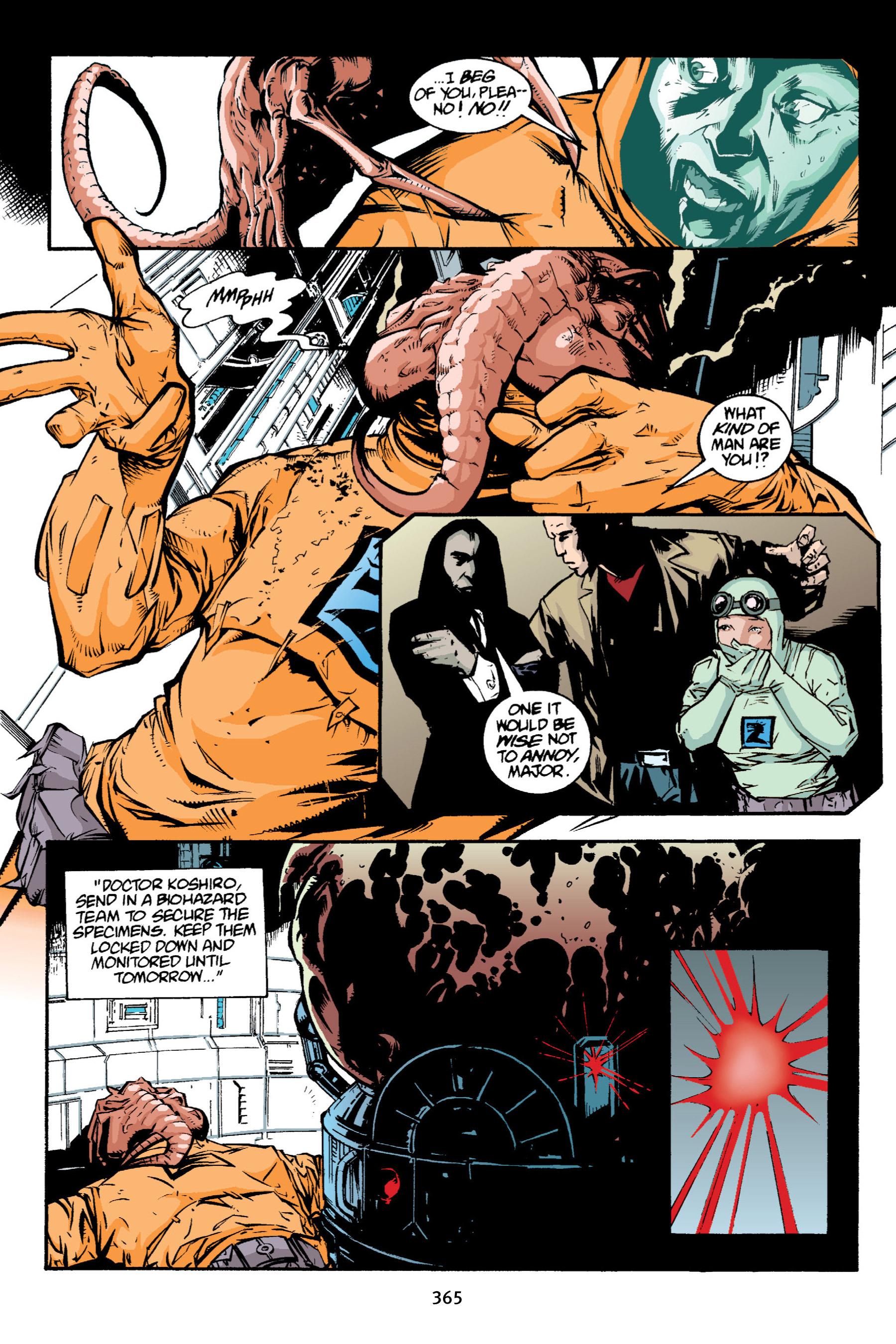 Read online Aliens vs. Predator Omnibus comic -  Issue # _TPB 1 Part 4 - 56
