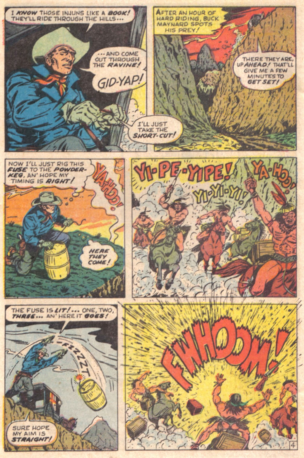 The Rawhide Kid (1955) issue 65 - Page 32