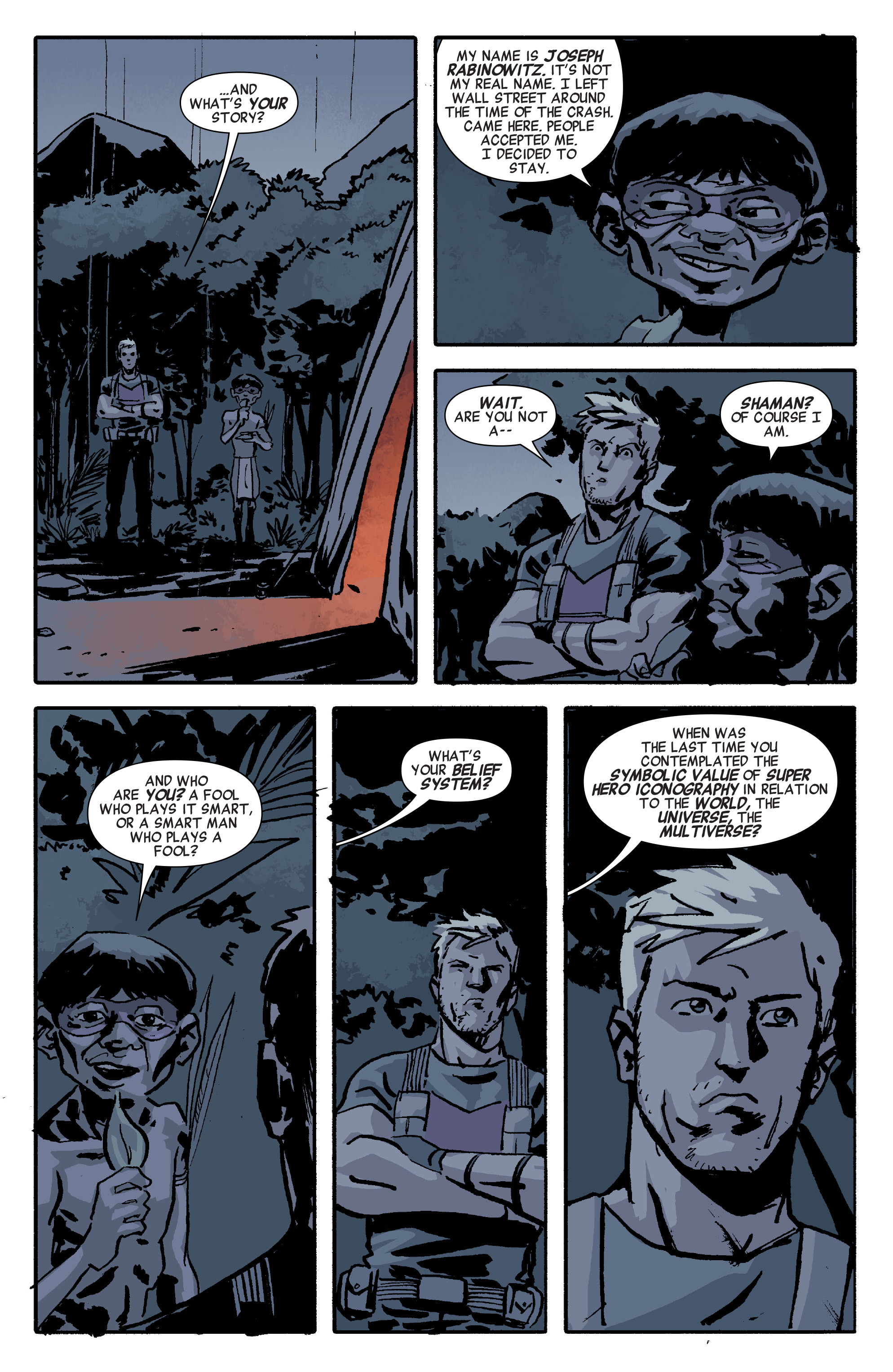 Read online Secret Avengers (2014) comic -  Issue #12 - 6