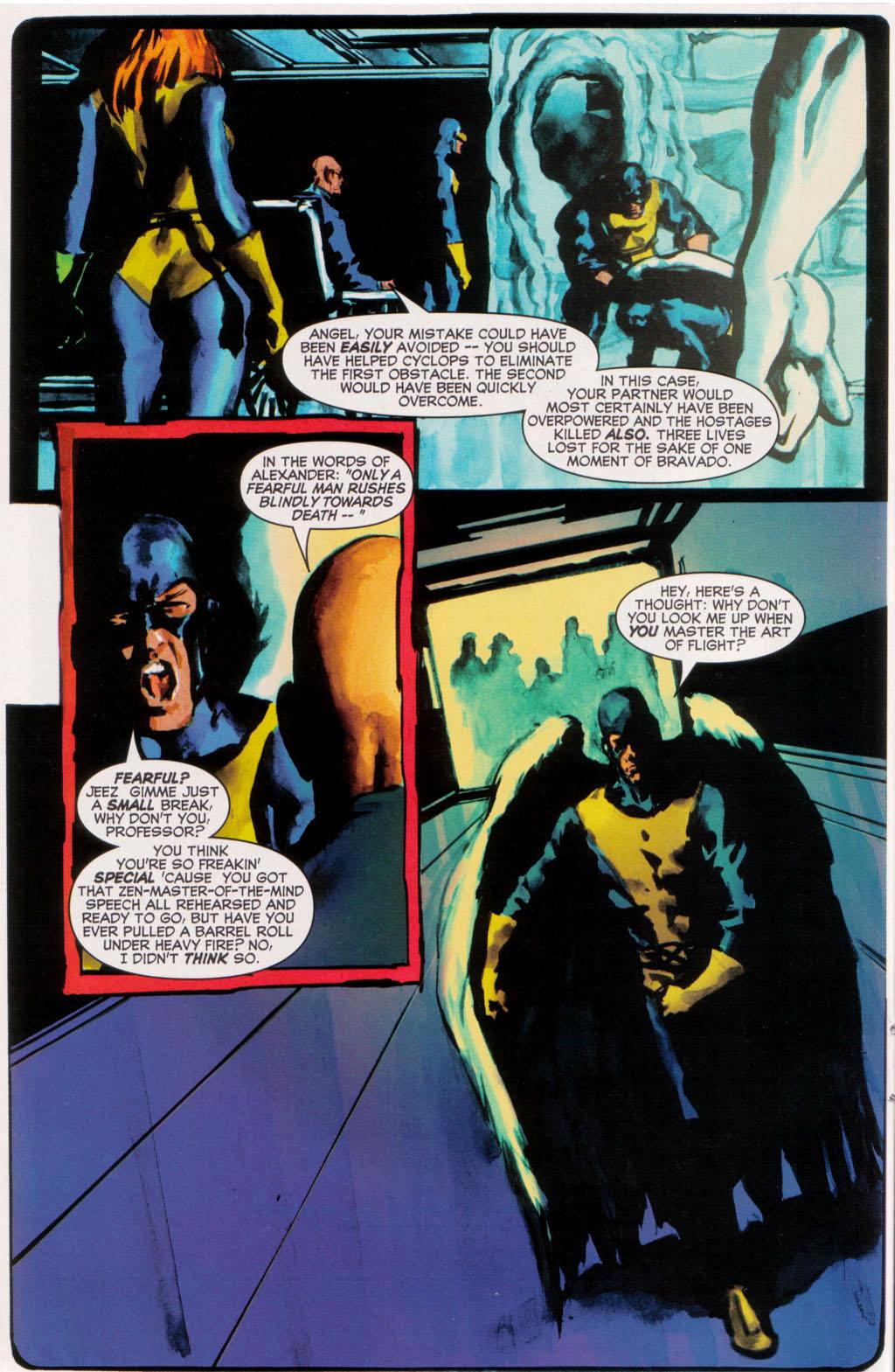 Read online Sentry/X-Men comic -  Issue # Full - 11