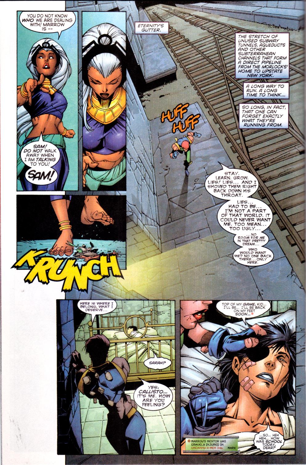 X-Men (1991) 72 Page 23