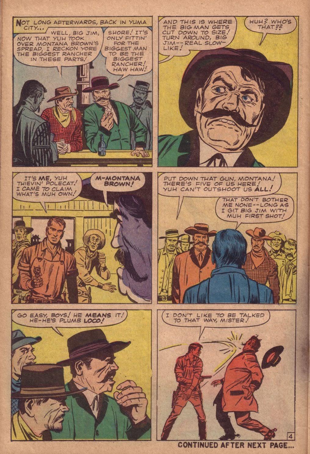 Gunsmoke Western issue 67 - Page 14