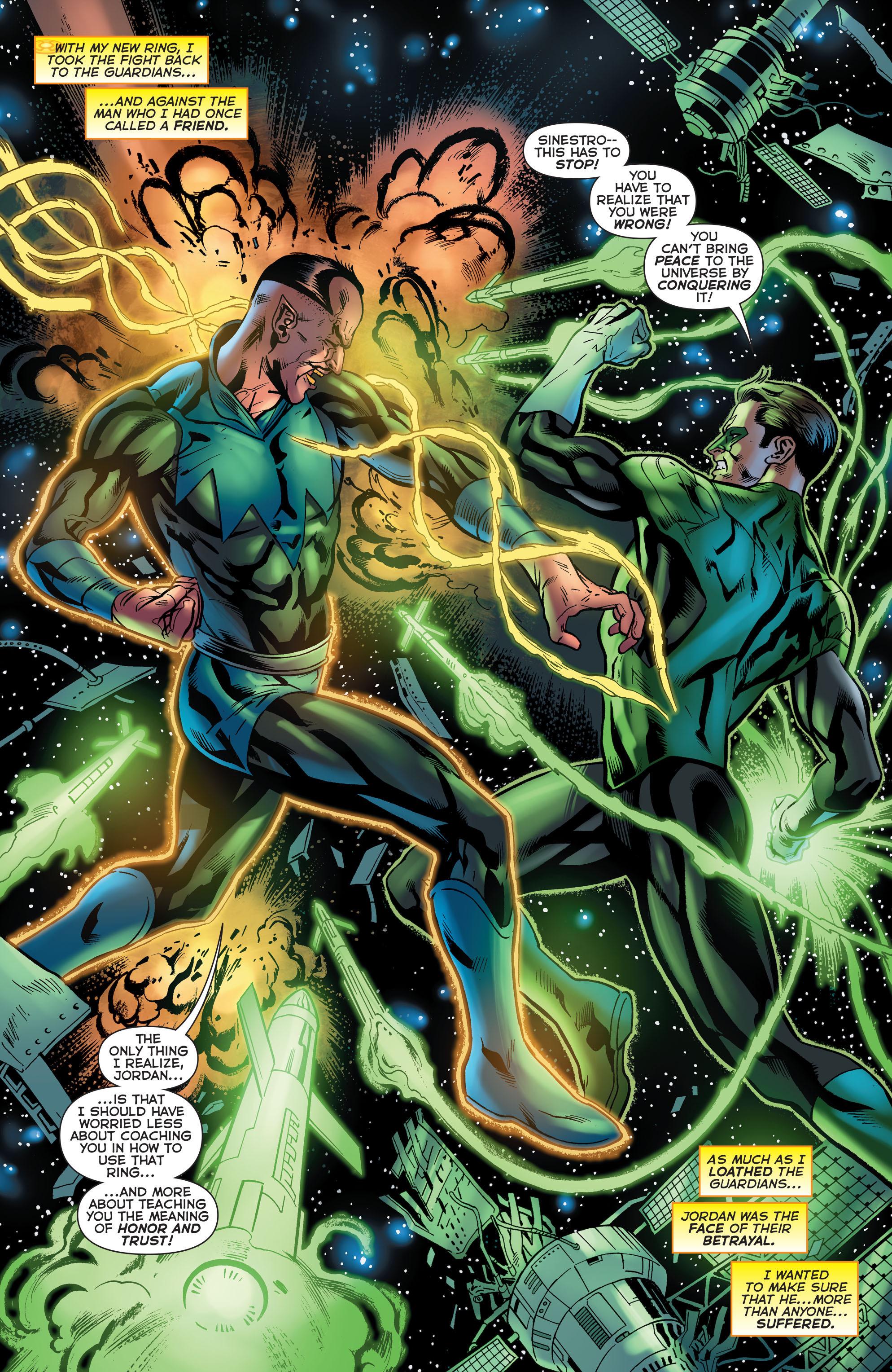 Read online Secret Origins (2014) comic -  Issue #6 - 34