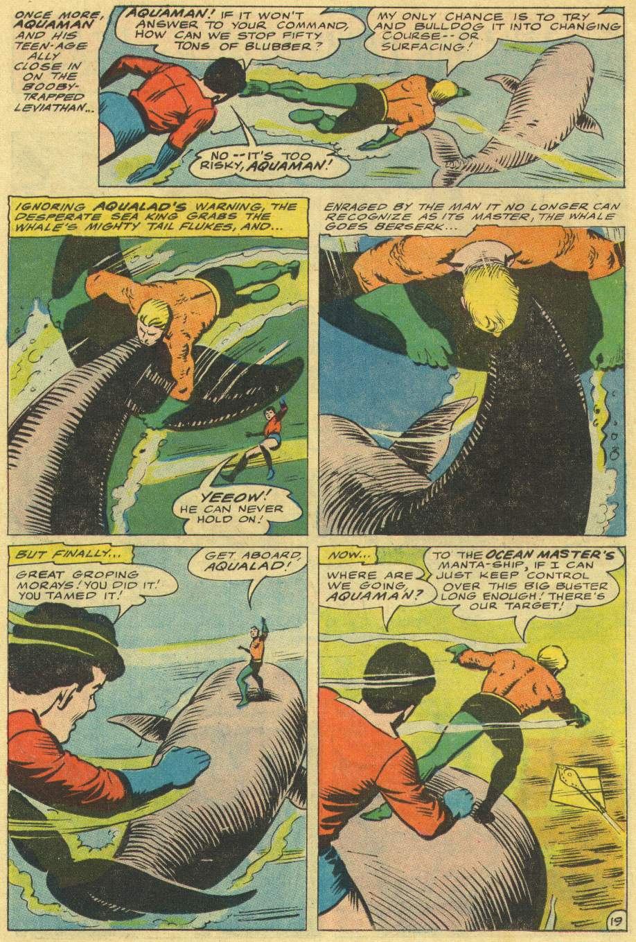 Read online Aquaman (1962) comic -  Issue #29 - 26