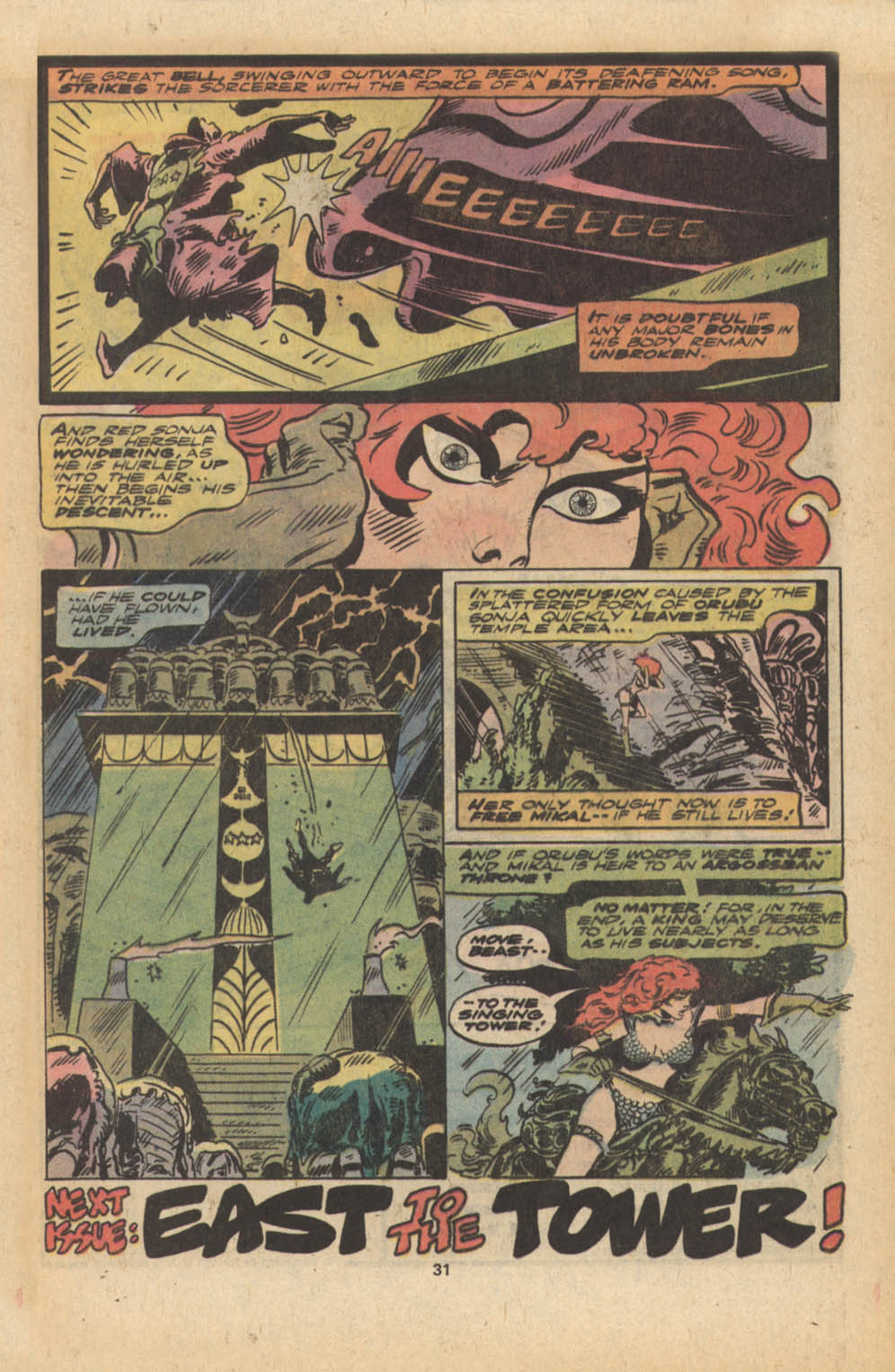 Red Sonja (1977) issue 5 - Page 18