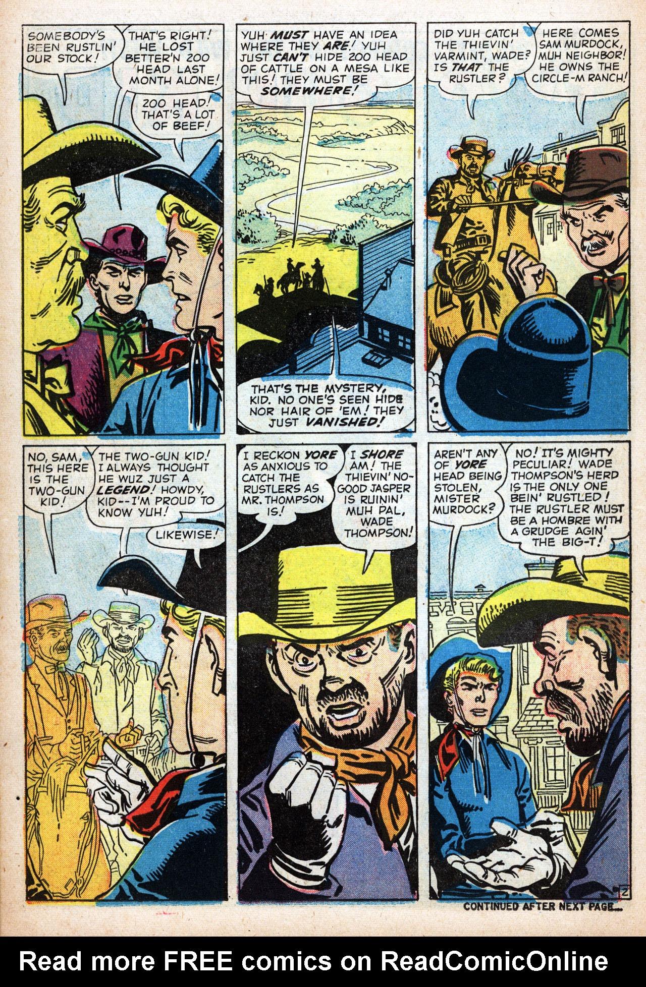 Read online Two-Gun Kid comic -  Issue #42 - 14