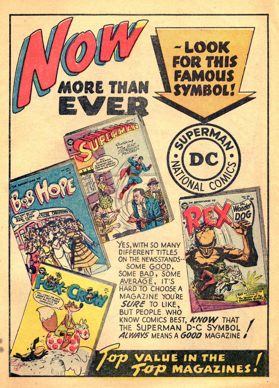 Read online Adventure Comics (1938) comic -  Issue #206 - 33