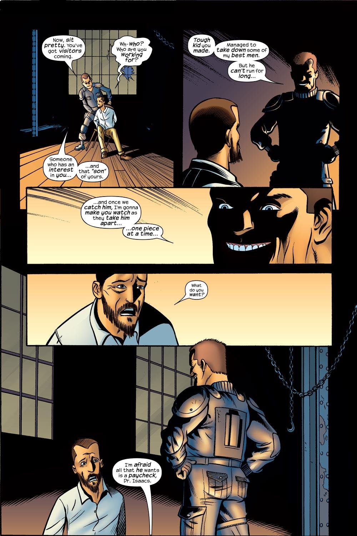 Read online Machine Teen comic -  Issue #4 - 5