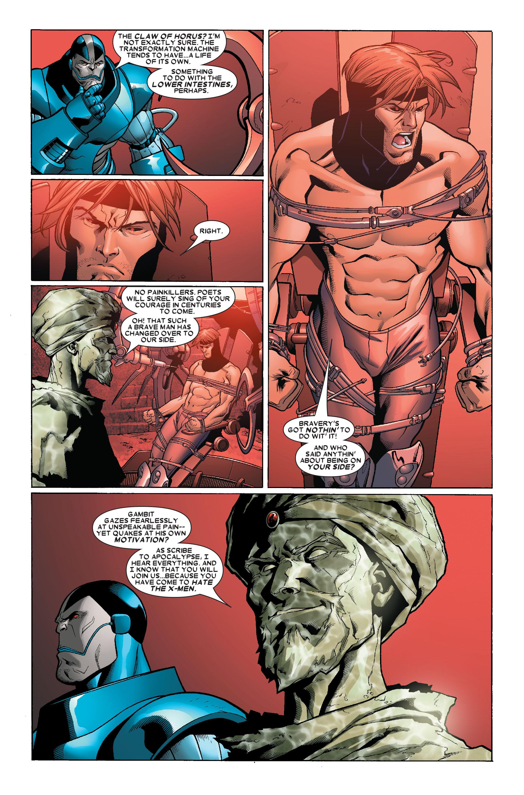 X-Men (1991) 184 Page 23