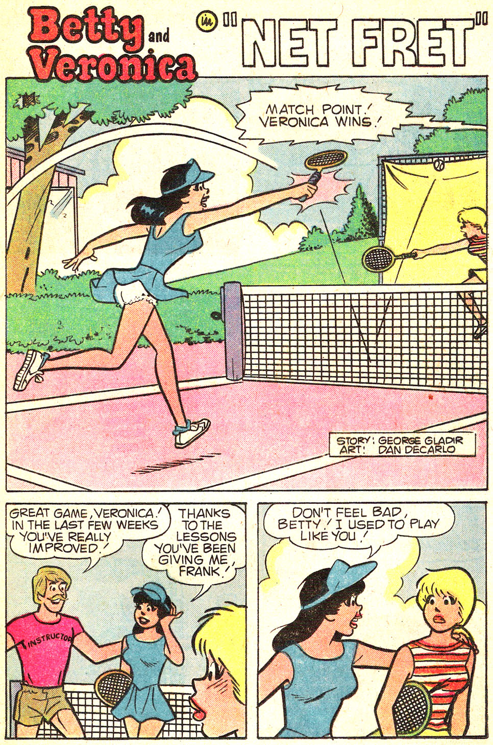 Read online Archie's Girls Betty and Veronica comic -  Issue #311 - 13