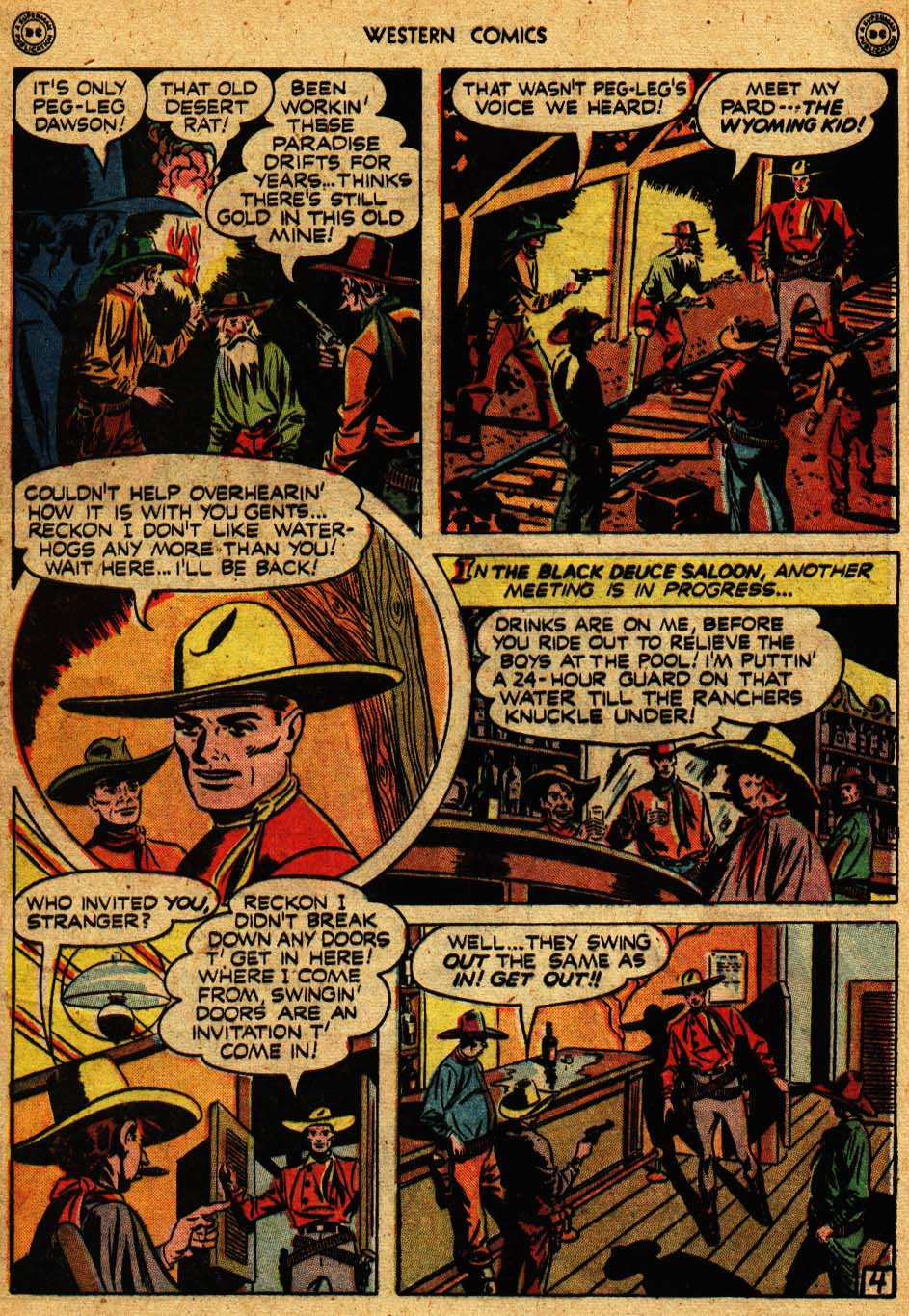 Western Comics issue 9 - Page 6