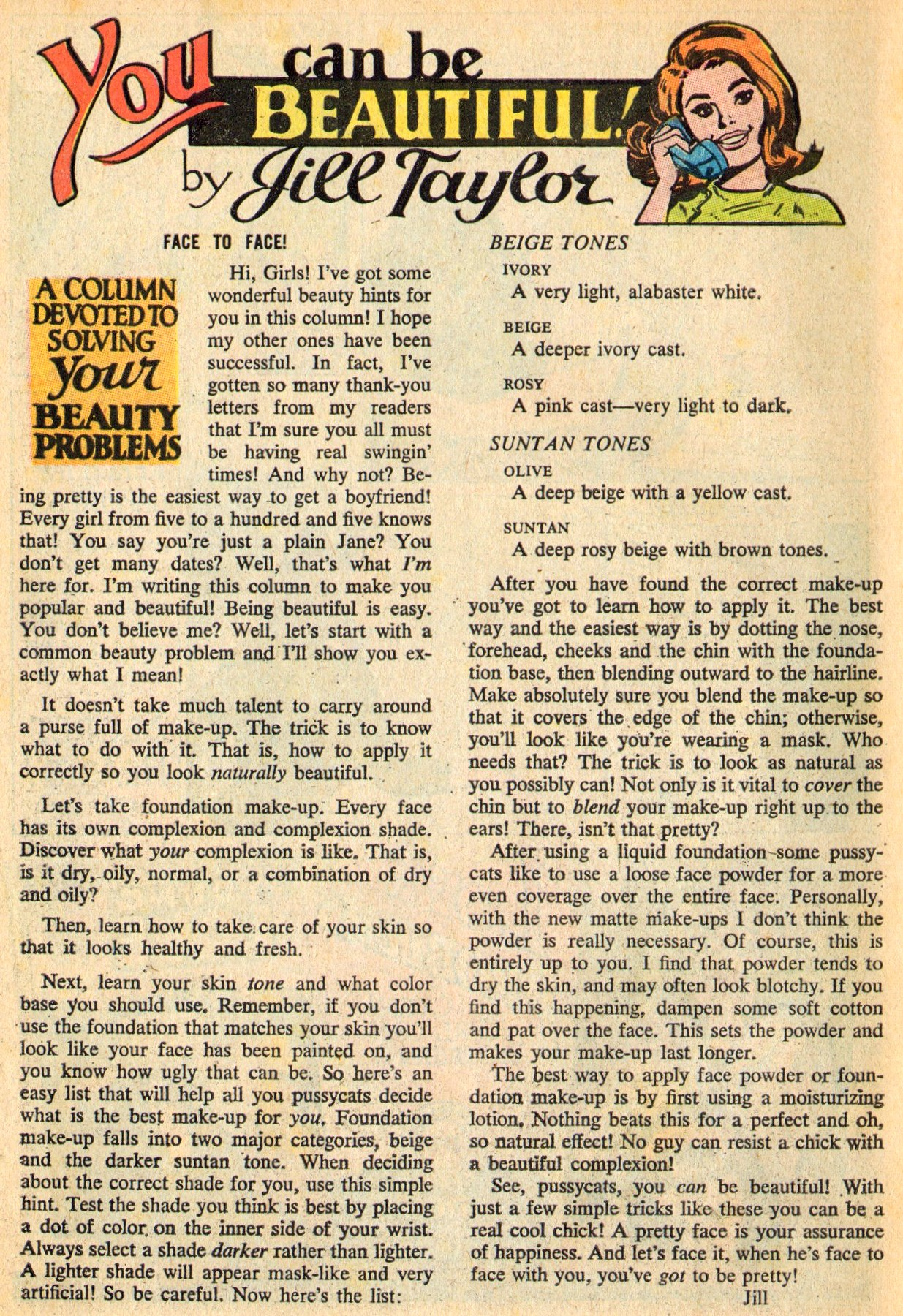 Read online Secret Hearts comic -  Issue #119 - 34