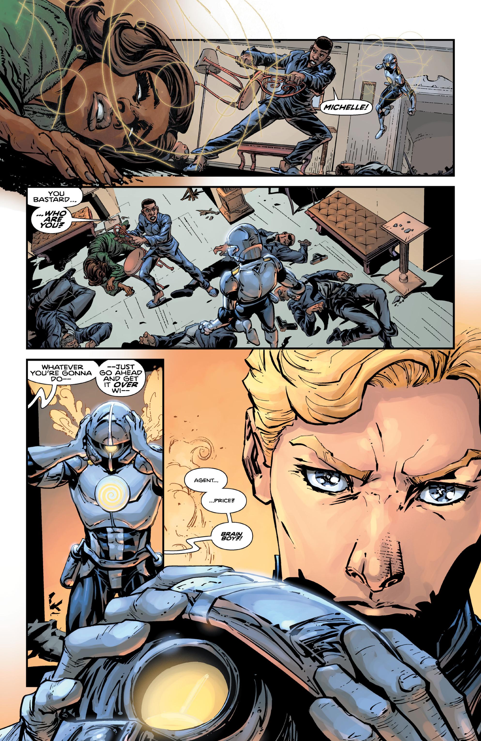 Read online Brain Boy:  The Men from G.E.S.T.A.L.T. comic -  Issue # TPB - 17