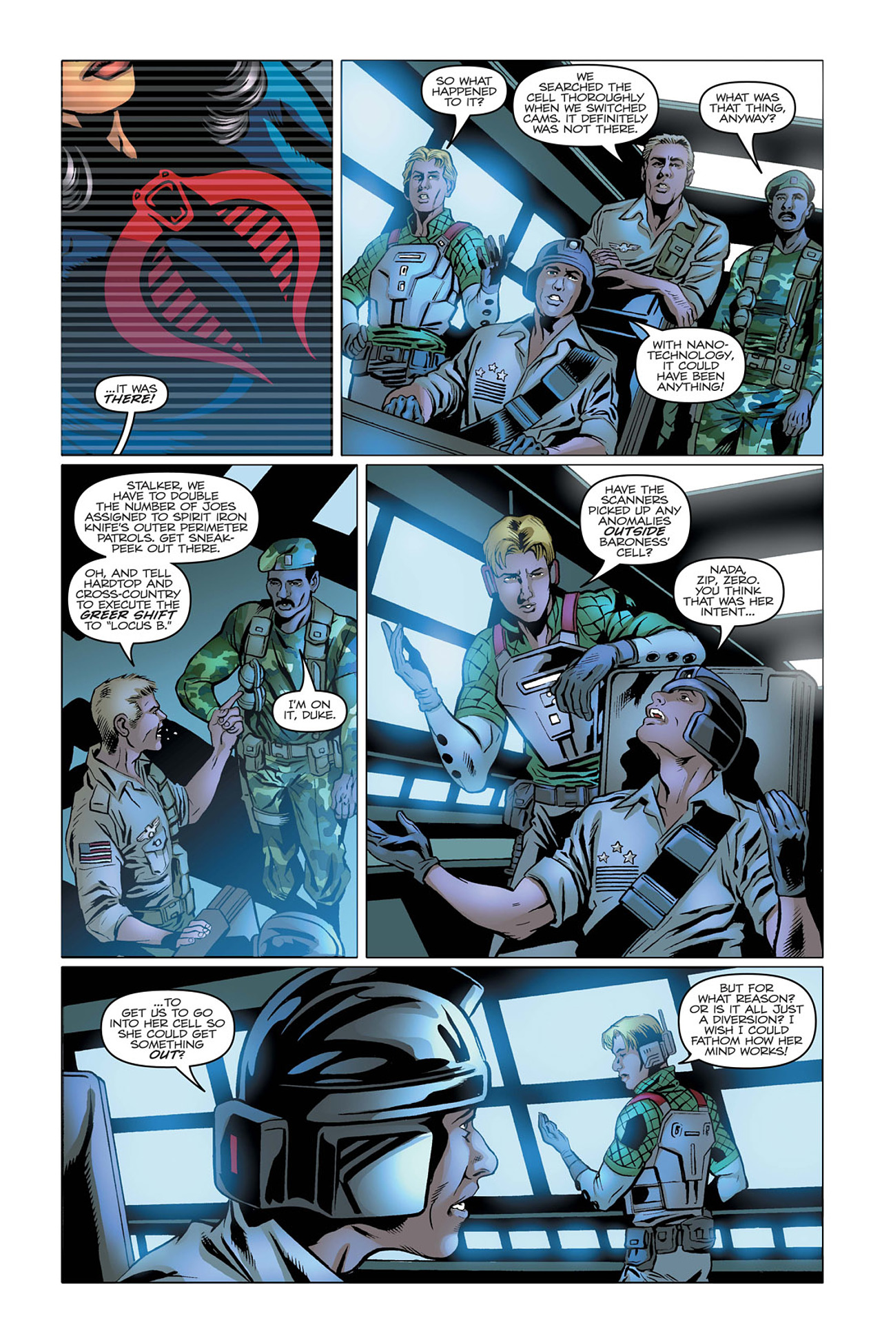 G.I. Joe: A Real American Hero 164 Page 7