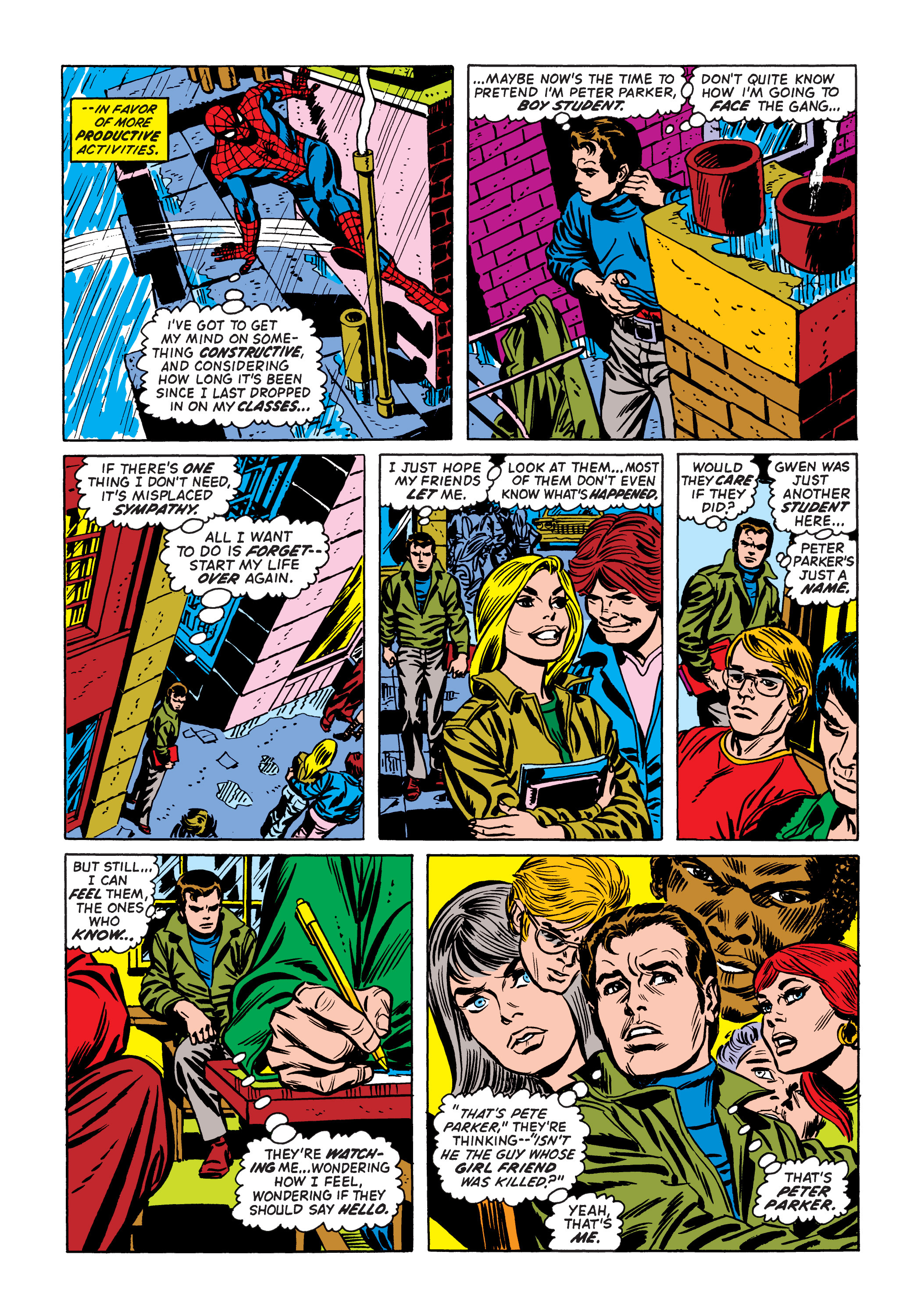 The Amazing Spider-Man (1963) 124 Page 5