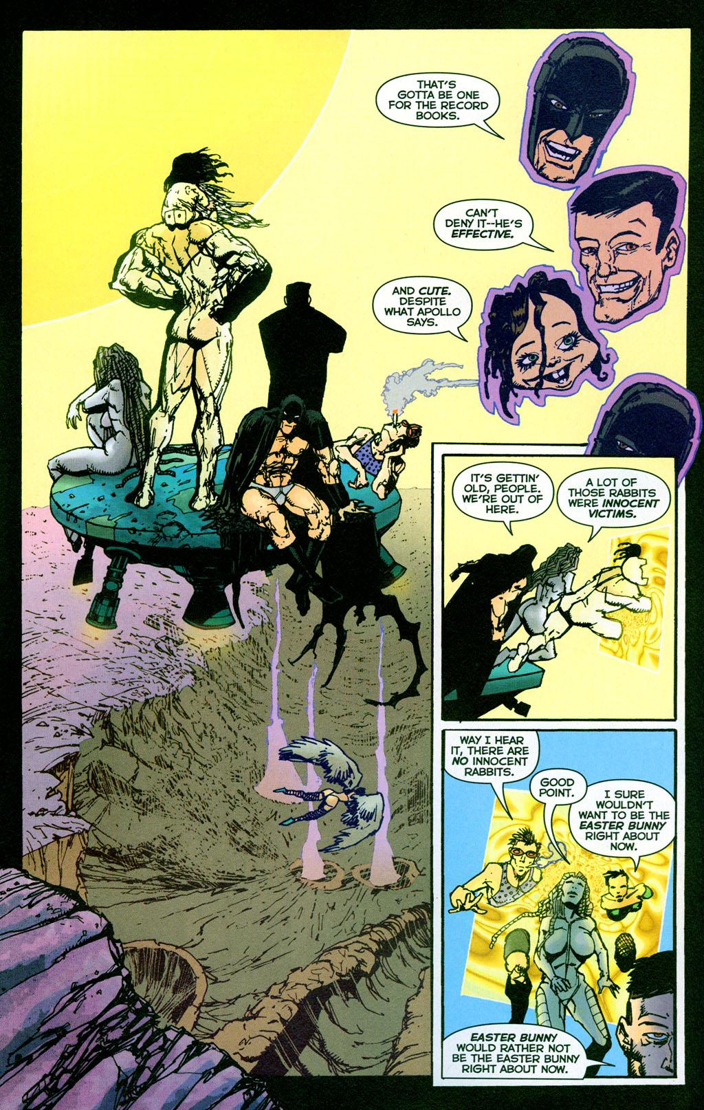 Read online The Authority/Lobo: Spring Break Massacre comic -  Issue # Full - 40