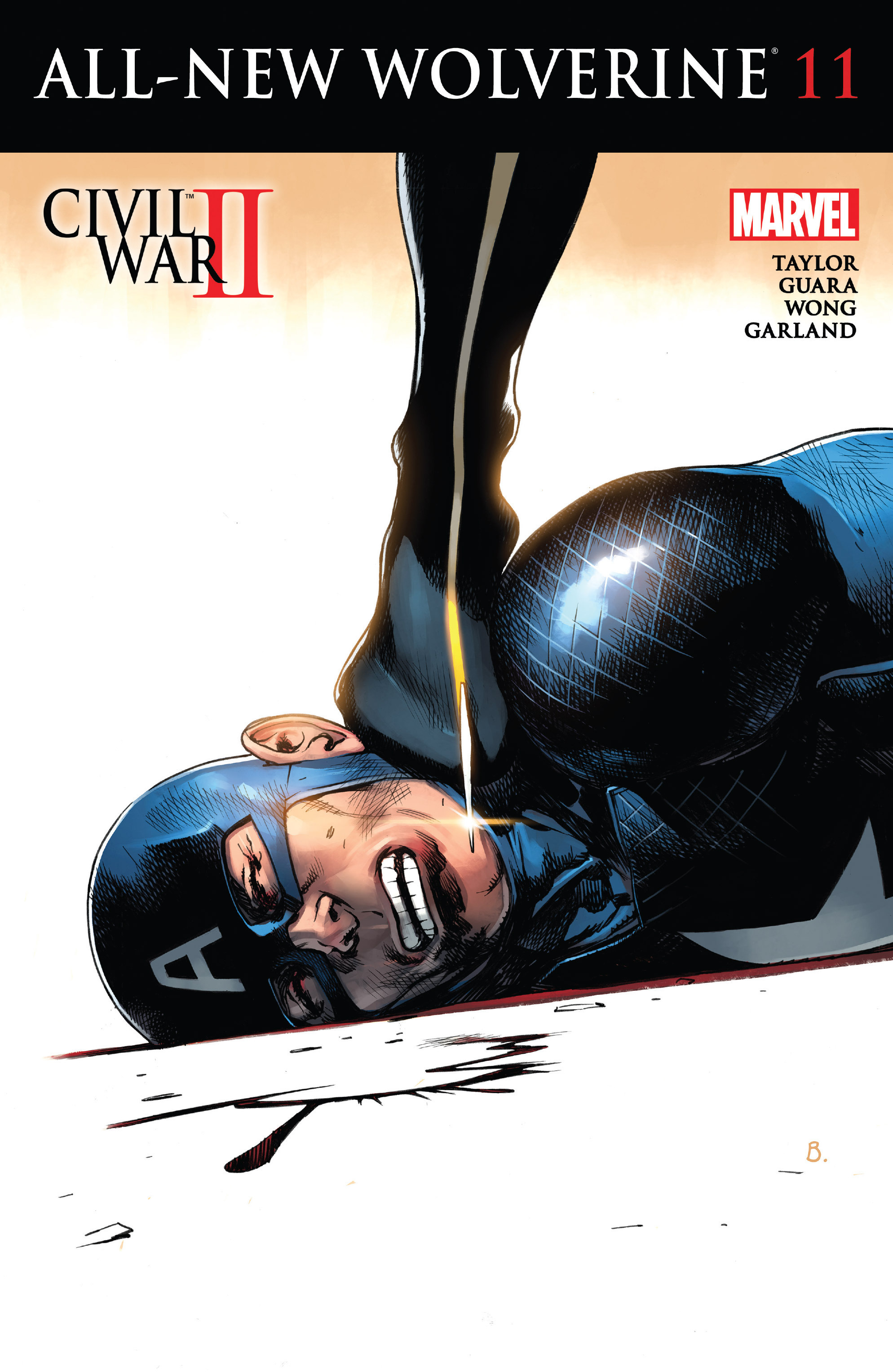 Read online All-New Wolverine (2016) comic -  Issue #11 - 1